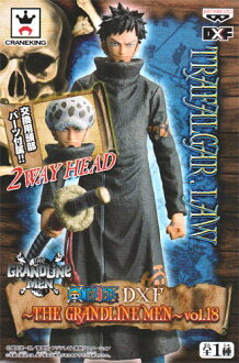ONE PIECE-one piece - DXF-THE GRANDLINE MEN-vol.18