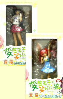Hentai Prince and the cat. Weird cat girls figure 2 set of 2