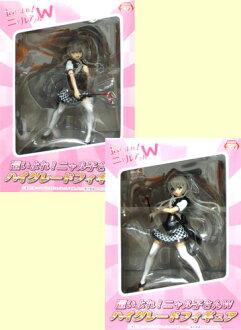 Crawl RPX! Weiss got W HG figure 2pcs
