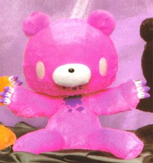 Zippers GP gloomy XL seat グル - ミ - stuffed toy (horror tone グロウインザダーク ver.))