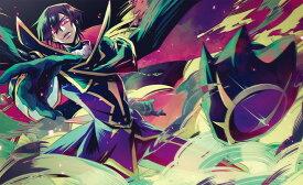 混沌の女神様 カードゲームプレイマット ☆『コードギアス ルルーシュ/Illust:R・A』★ 【コミックマーケット96/C96】