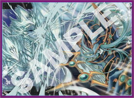 手札を守るもの カードスリーブ ☆『黒魔導士VS究極龍/illust:いっさ』★ 【コミックマーケット94/C94】