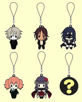 empty D4 inu x BOKU SS rubber strap Collection Vol.2 6 type set