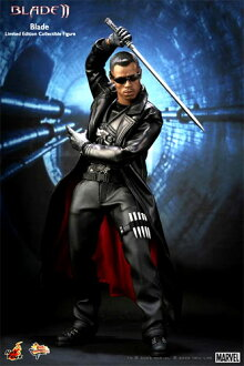 Hot toys movie masterpiece BLADE-Blade 2-blade 1 / 6 scale fully poseable figure