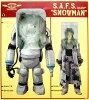 """玩具·麦科伊Ma.K. mashinenkuriga 1/6规模系列002 S.A.F.S""""SNOWMAN(雪人)"""""""