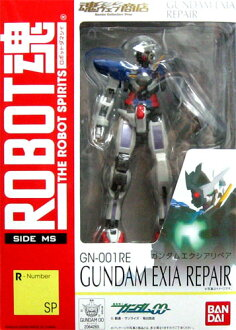 Bandai ROBOT spirits [SIDE MS] Gundam 00 Gundam ExIA R-Number SP GN-001RE