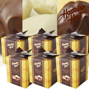 15%OFF【ハワイアンホースト公式店】マカデミアナッツチョコレートミックス6箱セット【セット割引】|ハワイ お土産