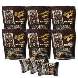 23%OFF【ハワイアンホースト公式店】 TIKIスタンドバッグ(9粒)6袋【セット割引】 ハワイ お土産