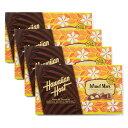 【ハワイアンホースト公式店】マカデミアナッツチョコレートアイランドマックス(14粒)4箱セット