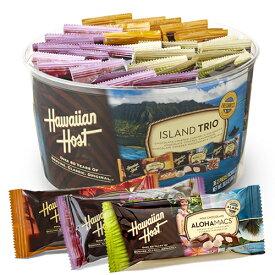 【ハワイアンホースト公式店】アイランドトリオ(36袋)|ハワイ お土産