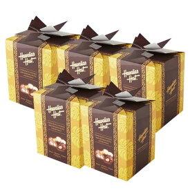 【ハワイアンホースト公式店】マカデミアナッツチョコレートミックス5箱セット|ハワイ お土産