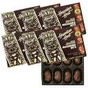 【ハワイアンホースト公式店】マカデミアナッツチョコTIKI  8粒6箱【セット割引】|ハワイ お土産