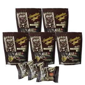 【ハワイアンホースト公式店】 TIKIスタンドバッグ(9粒)5袋【セット割引】|ハワイ お土産