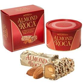 ハワイアンホースト公式店|アーモンドロカ12oz缶化粧箱入(ギフトバッグ付)|アメリカ お土産