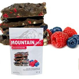 ハワイアンホースト公式店|マウンテンシン ダークチョコ ワイルドベリー(150g)|アメリカ お土産