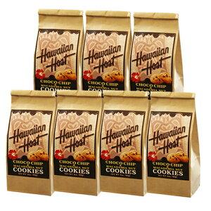 【ハワイアンホースト公式店】チョコチップマカデミアナッツクッキー7袋【セット割引】