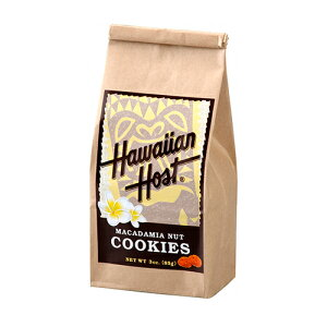 【ハワイアンホースト公式店】マカデミアナッツクッキーBAG|ハワイ お土産