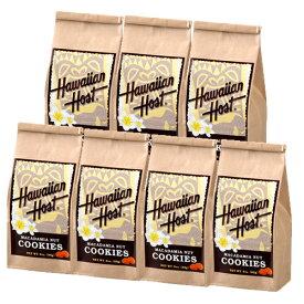 【ハワイアンホースト公式店】マカデミアナッツクッキーBAG7袋【セット割引】