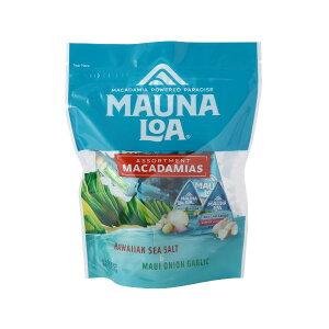 【ハワイアンホースト公式店】<NEW>マウナロア マカデミアナッツ ミニアソートバッグ85g|ハワイ お土産