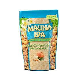 【ハワイアンホースト公式店】マウナロア マウイオニオン&ガーリックマカデミアナッツL 283g