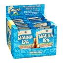15%OFF【ハワイアンホースト公式店】マウナロア 塩味マカデミアナッツS 18袋セット|ハワイ お土産