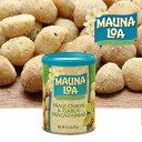 【ハワイアンホースト公式店】マウナロア マウイオニオン&ガーリックマカデミアナッツ缶127g
