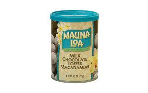 【ハワイアンホースト公式店】マウナロア トフィーマカデミアナッツチョコレート缶142g