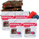 ハワイアンホースト公式店|マウンテンシン ダークチョコ ワイルドベリー(150g)4袋セット|アメリカ お土産