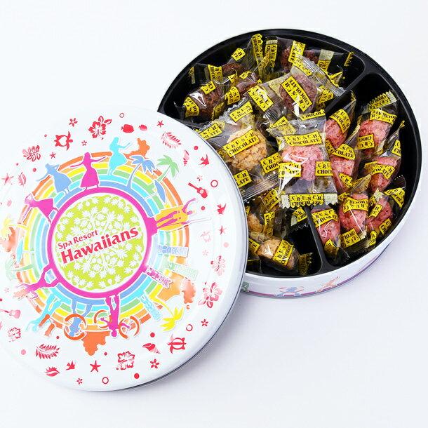 ハワイアンズ クランチチョコ 3種詰め合わせ (24個入)