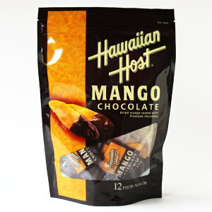 ハワイアンホースト ドライマンゴー チョコレート (12袋入り)
