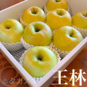 王の林檎 王林 甘味が強く香り芳醇 いつもと違う贈り物へ 約2.5kg 8個入り