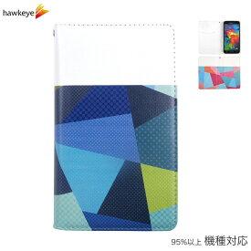 手帳型 トライアングル パッチワーク[カバー/シンプル/かわいい/幾何学/さんかく/三角/模様/カラフル/大人/ギフト/iPhone/ipod touch/xperia/galaxy/aquos]