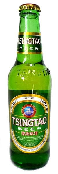 チンタオ(青島)ビール 330ml 瓶