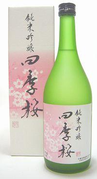 四季桜 純米吟醸 720ml