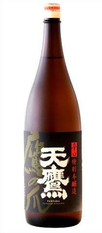 天鷹 特別本醸造 鷹の爪 辛口 1800ml