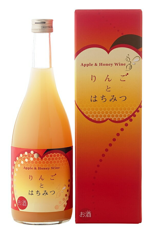 天鷹 りんごとはちみつのお酒 720ml