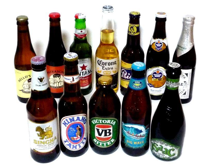 【送料無料】世界のビール飲み比べ12本セット vol1【楽ギフ_包装】