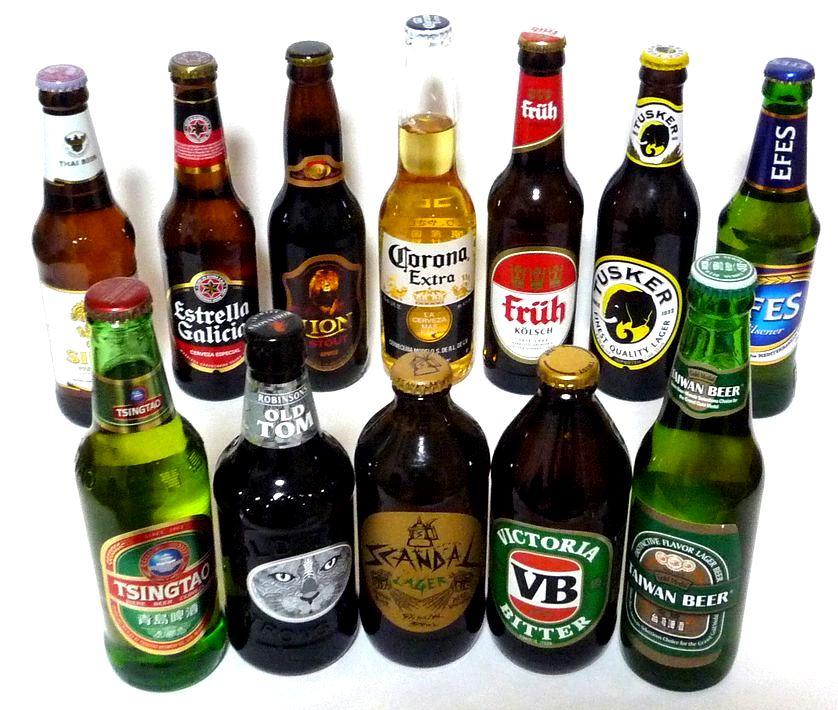 【送料無料】世界のビール飲み比べ12本セット vol2【楽ギフ_包装】