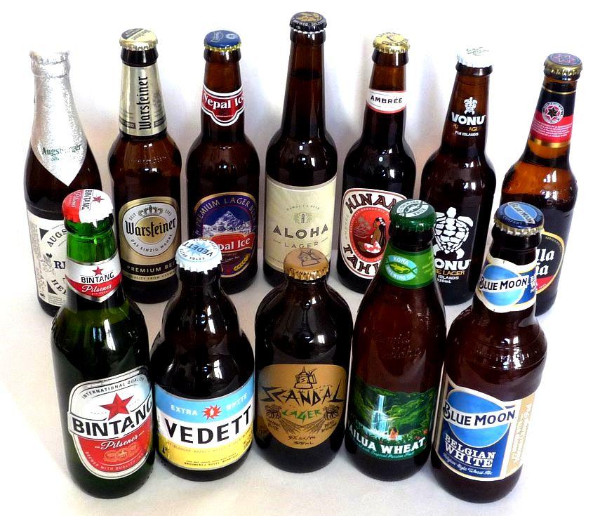【送料無料】世界のビール飲み比べ12本セット vol3 【楽ギフ_包装】