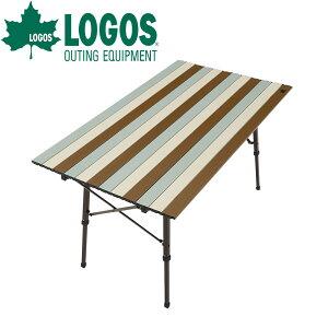 ロゴス LOGOS Life オートレッグテーブル 12070 ヴィンテージ コンパクトテーブル レジャーテーブル 簡易テーブル 折りたたみ 折り畳み コンパクト 軽量 キャンプ アウトドア レジャー キャンプ