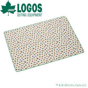 ロゴス LOGOS はらぺこあおむし オックス防水シート 厚手 マット キャンピングマット アウトドアマット キャンプマット レジャーシート グランドシート