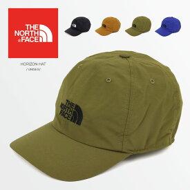 ノースフェイス HORIZON HAT クラシック テック キャップ 帽子 ロゴ メンズ レディース ユニセックス スポーツ アウトドア キャンプ ワークキャップ ゴルフ 紫外線対策 UVケア 日焼け防止 THE NORTH FACE NF00CF7W 送料無料
