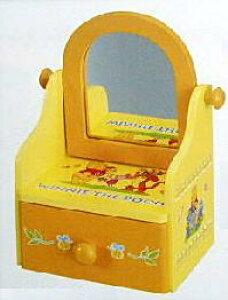 【ディズニー】くまのプーさんドレッサーオルゴール CD-572S