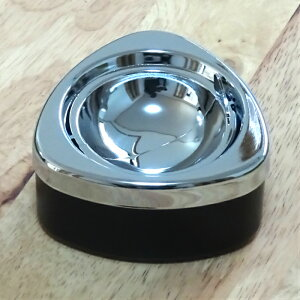 卓上灰皿 PA トライアングルプッシュ灰皿 おしゃれ 灰皿 インテリア タバコ 雑貨 喫煙具 プレゼント ギフト メンズ