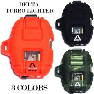 ターボライター デルタ 3カラー ガスライター 日本製 ブレイズオレンジ ブラック グリーンスモーク 面白 ライター 珍しい かわいい アウトドア キャンプ かっこいい メンズ ギフト 動画有り