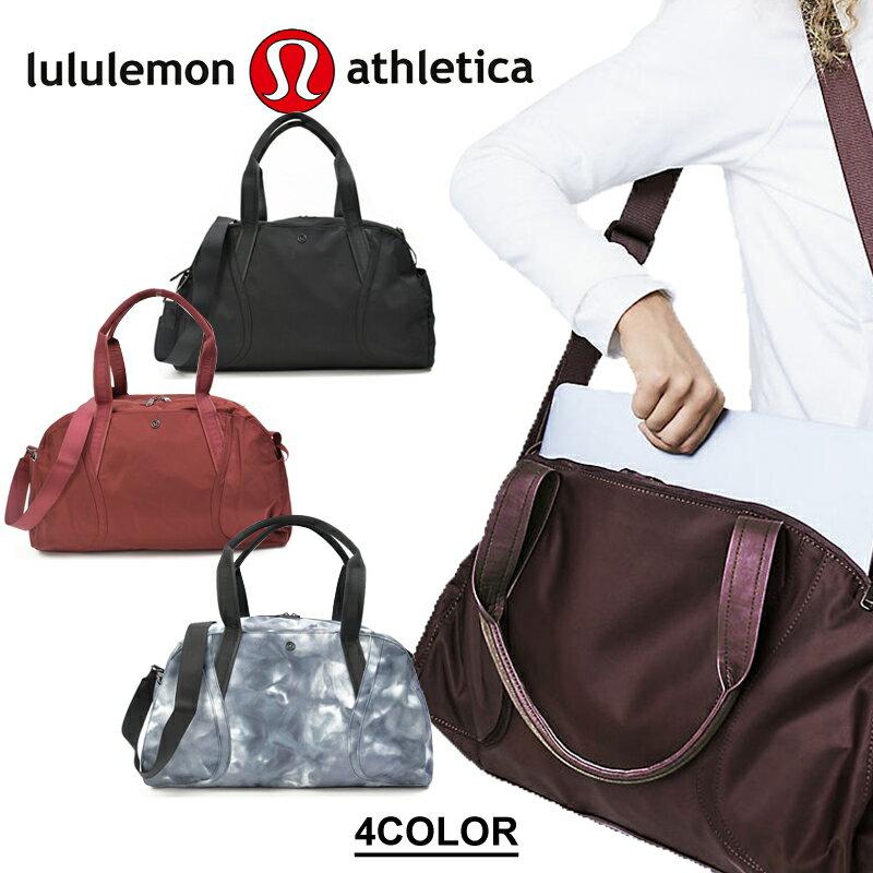 【lululemon ルルレモン】 ボストンバッグ バッグ ショルダーバッグ 2WAY レディース ヨガウェア ヨガバッグ lulu-33