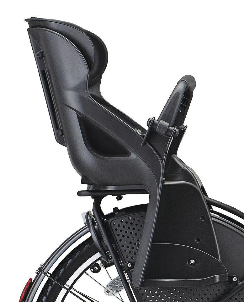 ブリヂストンbikke POLAR(ビッケポーラー)専用リヤチャイルドシート 後子供乗せ※シートクッションは別売りです。※単品購入の場合は本体10,400円 送料別です。【b_polar】