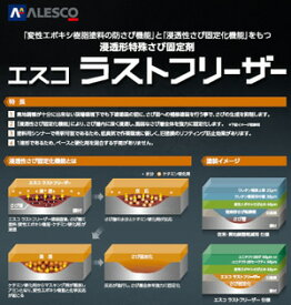 関西ペイントエスコ ラストフリーザ—4kg