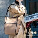 【ドラマ衣装協力商品】パイピング キャンバス トートバッグ レディース 大きめ a4 大容量 帆布 厚手 ショルダーバッグ 斜めがけ 大人 …