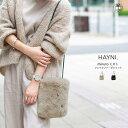 ファーバッグ 斜めがけ【 Minuto ミヌト 】 /by HAYNI. ヘイニ バッグ #bag_hayni バッグ レディース ショルダー 軽量/